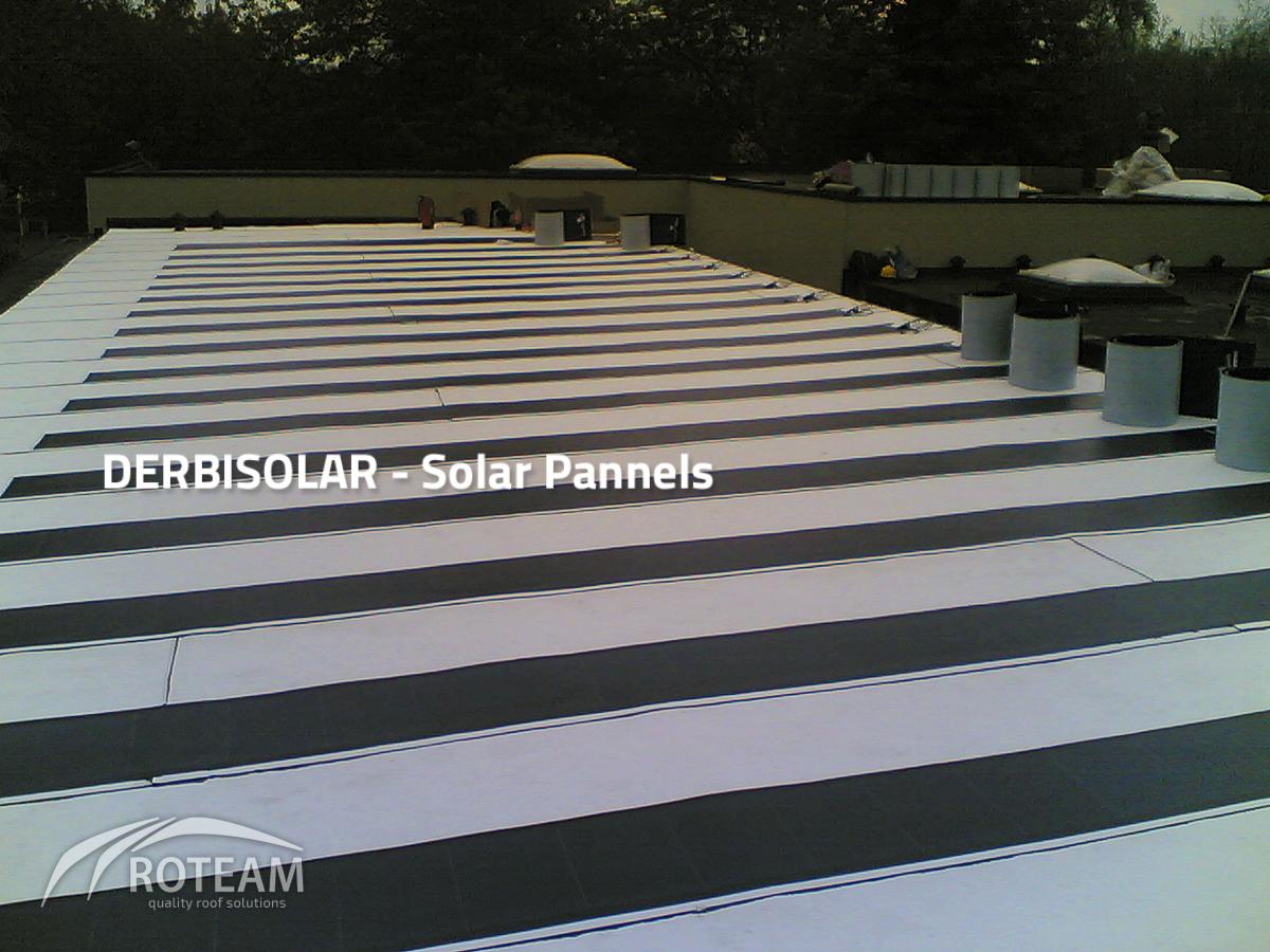 DERBISOLAR – Solar pannels